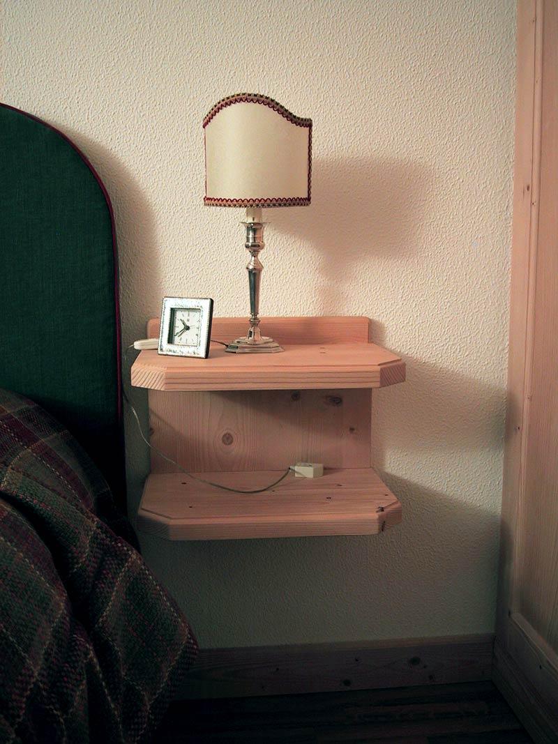 Arredamento camera da letto in legno sergio lazzaroni for Camera da letto usata mantova