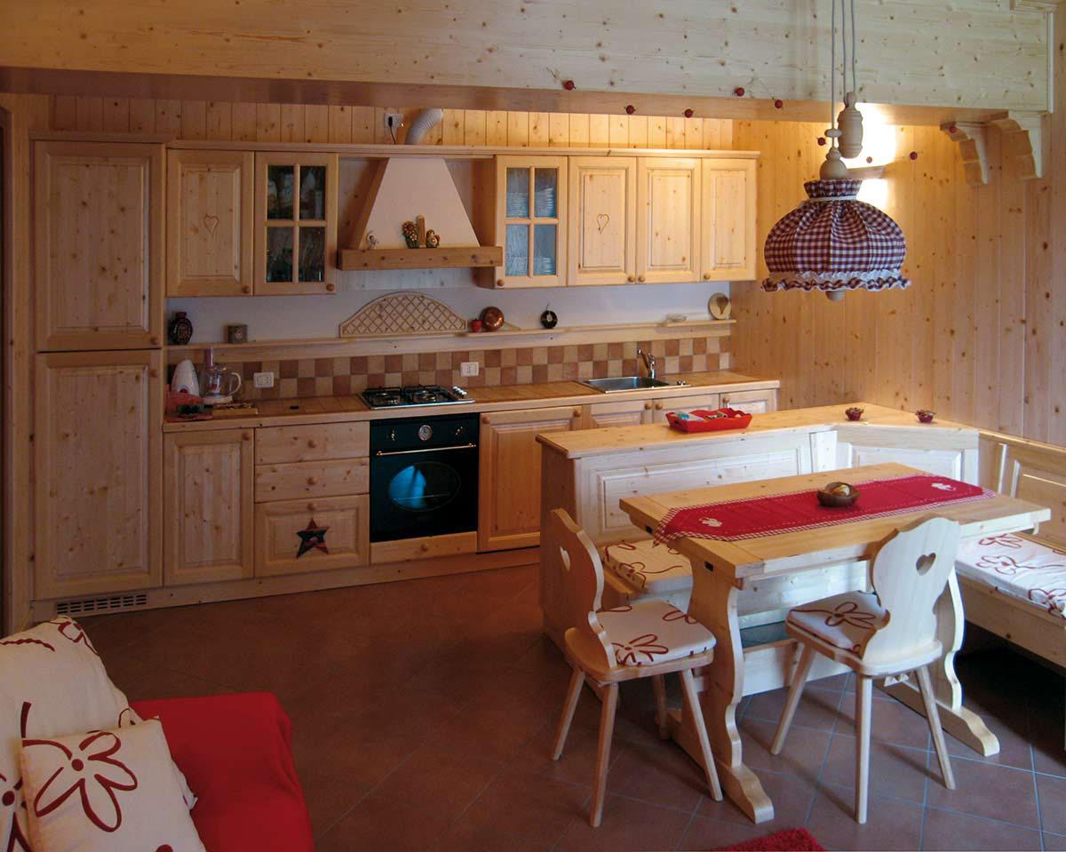 Awesome cucine di montagna images ideas design 2017 for Cucine di montagna