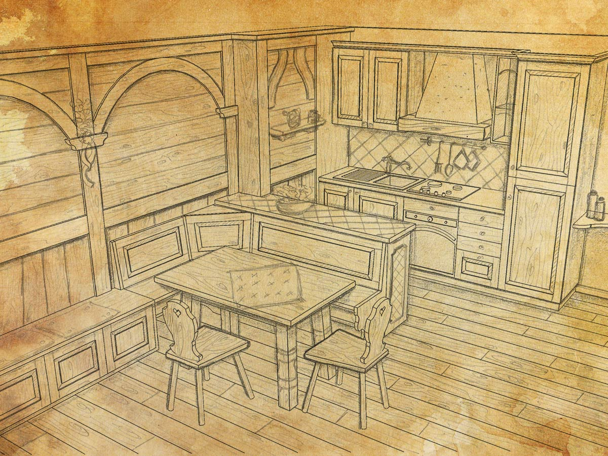 Progettare cucina gratis beautiful programma per creare - Programma progettazione casa gratis italiano ...