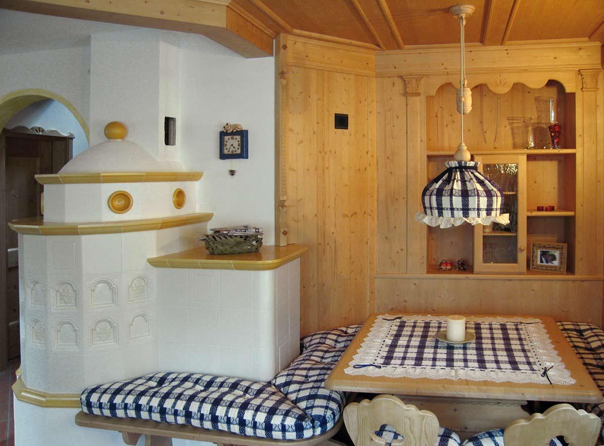 stube tirolese arredamenti di interni in legno